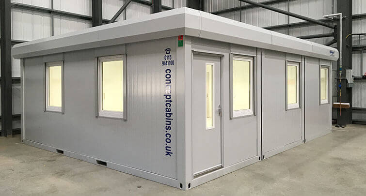Concept Cabins - Modular Buildings