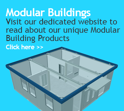 Concept Accommodation - Modular Buildings